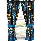 Batman 'Safe Again' Drapery Panels, Set of 2