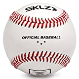 SKLZ Official Baseball, Premium Leather Baseballs (12 Pack) Review and Comparison