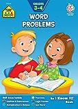 Word Problems Workbook Grades 3-4