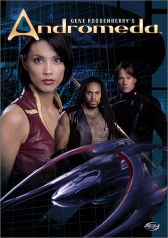 Amazon Com Andromeda Season 1 Collection 3 Episode 111 114 By Kevin Sorbo Movies Tv