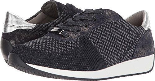 ara Womens Lilly Blue/Silver Woven A1Tcd