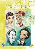 Lefranc Bourgeois Léonardo n°34 Album d'étude Caricatures