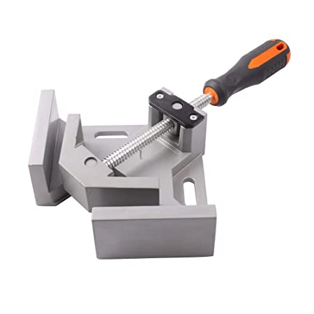 402313 90 Deg Corner Right Angle Clamp Vice Grip Welding Woodworking