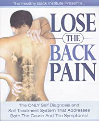 Lose the back pain (Notebook, DVDs & CDs)