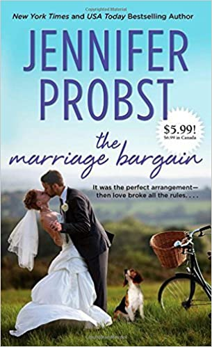 Book The Marriage Bargain (Marriage to a Billionaire) by Jennifer Probst (2015-04-28)