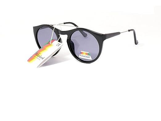 lunettes de soleil polarisantes polarisées cityvision rondes verres ronds  homme femme verres polarisés 201346 (monture 4d1f2ff8d043