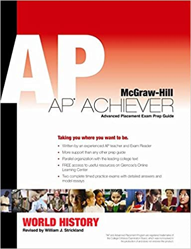 AP Achiever: Advanced Placement Test Preparation Guide (World