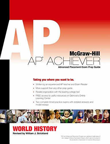 AP Achiever: Advanced Placement Test Preparation Guide (World History)