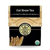 Organic Oat Straw Tea – Kosher, Caffeine Free, GMO-Free – 18 Bleach Free Tea Bags For Sale