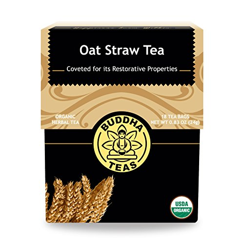 Organic Oat Straw Tea Caffeine