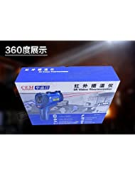 CEM DT 9860 Professional Infrared Thermometer 50 1000 Video Image Storage