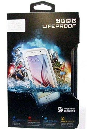 LifeProof 77-51242 Waterproof Case for Samsung Galaxy S6 - R