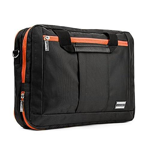 VanGoddy El Prado 3-in-1 Laptop bag for MSI Laptop's 14