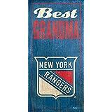 BEST GRANDMA - New York Rangers