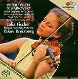 Peter Ilyich Tchaikovsky: Violin Concerto in D, Op. 35 [Hybrid SACD]