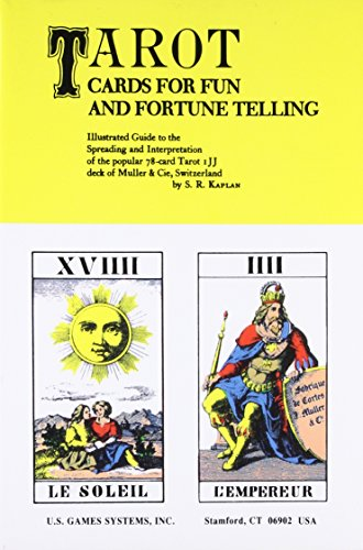 Tarot Fortune Telling - Tarot Cards for Fun and Fortune Telling