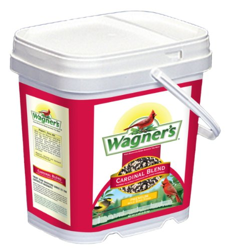 Wagner's 42032 Cardinal Blend Bucket, 5-1/2-Pounds