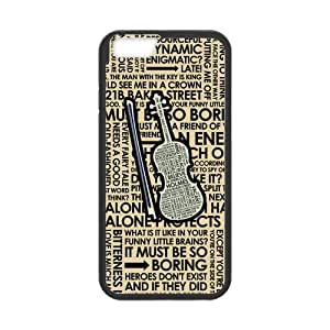 Sherlock Holmes iphone 6 Plus (5.5 inch) TPU Cover, Durable Protection For iphone 6 plus