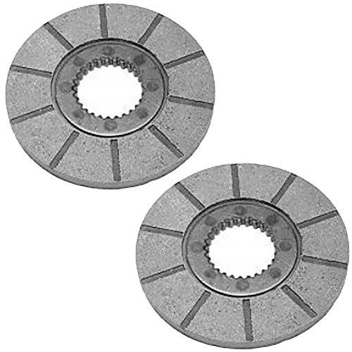 1021314M92 New Massey Ferguson Brake Discs 175 180 30 31 40 50 65 203 205 2500 +