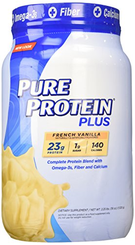 Pure Protein Vanilla Dietary Supplement product image