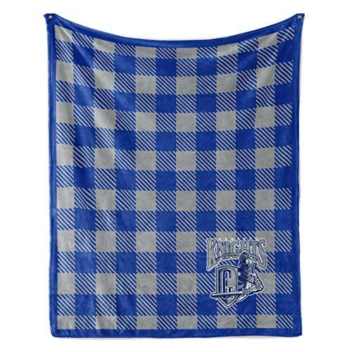 Official NCAA SUNY Geneseo Knights - Light Weight Fleece Blanket - 50x60