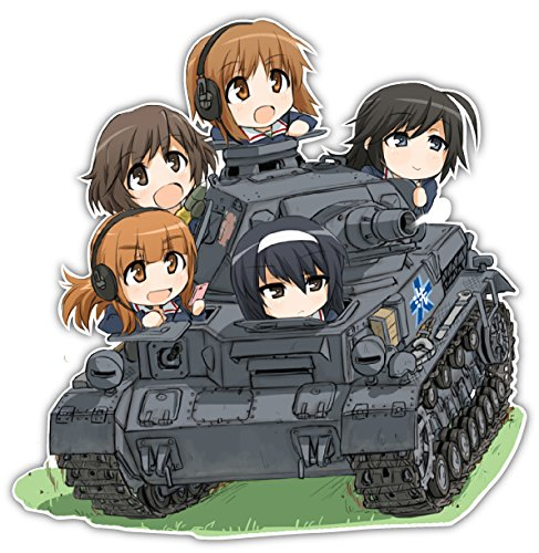 Sexy anime military girl joke? Let's
