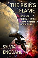 The Rising Flame: Box Set: Defender of the Flame + Herald of the Flame