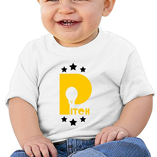 Price comparison product image KF26 P Light Bulb Star Tees For Kids White Size 24 Months