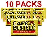 Cafe Bustelo 10 PACK Cuban Espresso Ground Coffee 10 x 284 g