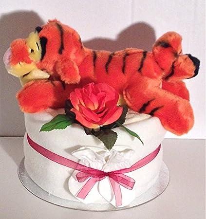 1 niveaux Unisexe Disney Tigrou gâteau de couches de luxe
