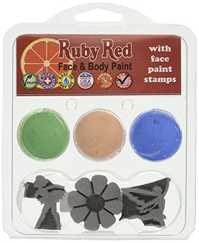 face paint stamps - 2