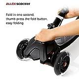 Allek Scooter, 3 Wheels Kick Scooter for Kids