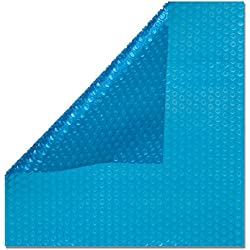 In The Swim 12 Mil 16 x 32 ft. Rectangle Swimming Pool Solar Blanket Cover