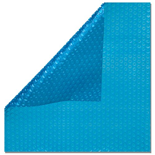 In The Swim 12 Mil 18 x 36 ft. Rectangle Swimming Pool Solar Blanket Cover