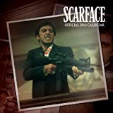 Scarface Official Calendar 2014