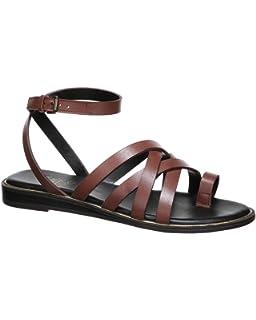 012e4030a Amazon.com | Franco Sarto Women's 'Gia' Sandal | Flats