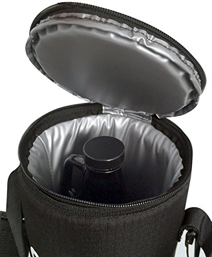 Growler Gear - Insulated Beer Growler Cooler Bag and Carry Case