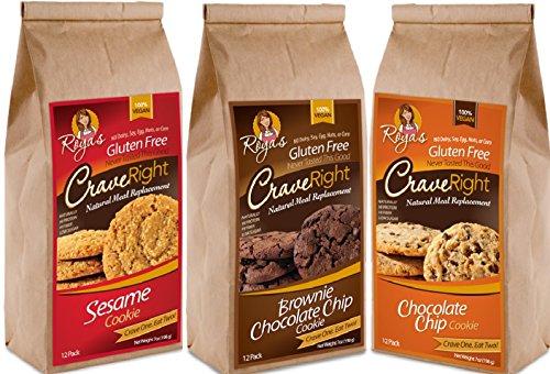 Gluten free 100 Vegan Cookies Variety product image