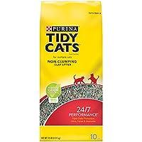 Purina Tidy Cats 24/7 Performance Cat Litter - (4) 10 lb. Bag