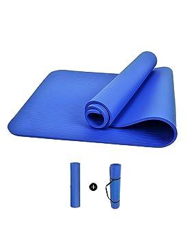 Antideslizante Colchoneta para ejercicios, estera de yoga ...