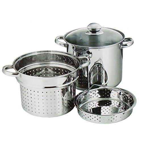 8 qt pasta cooker - 7