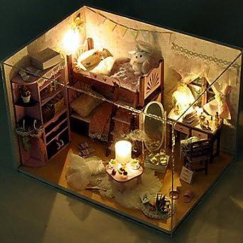 Hfj Yie Spielzeug Weihnachten Geschenk Romantische
