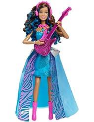 美亚:Barbie摇滚皇室变装芭比娃娃,现仅售$12.49