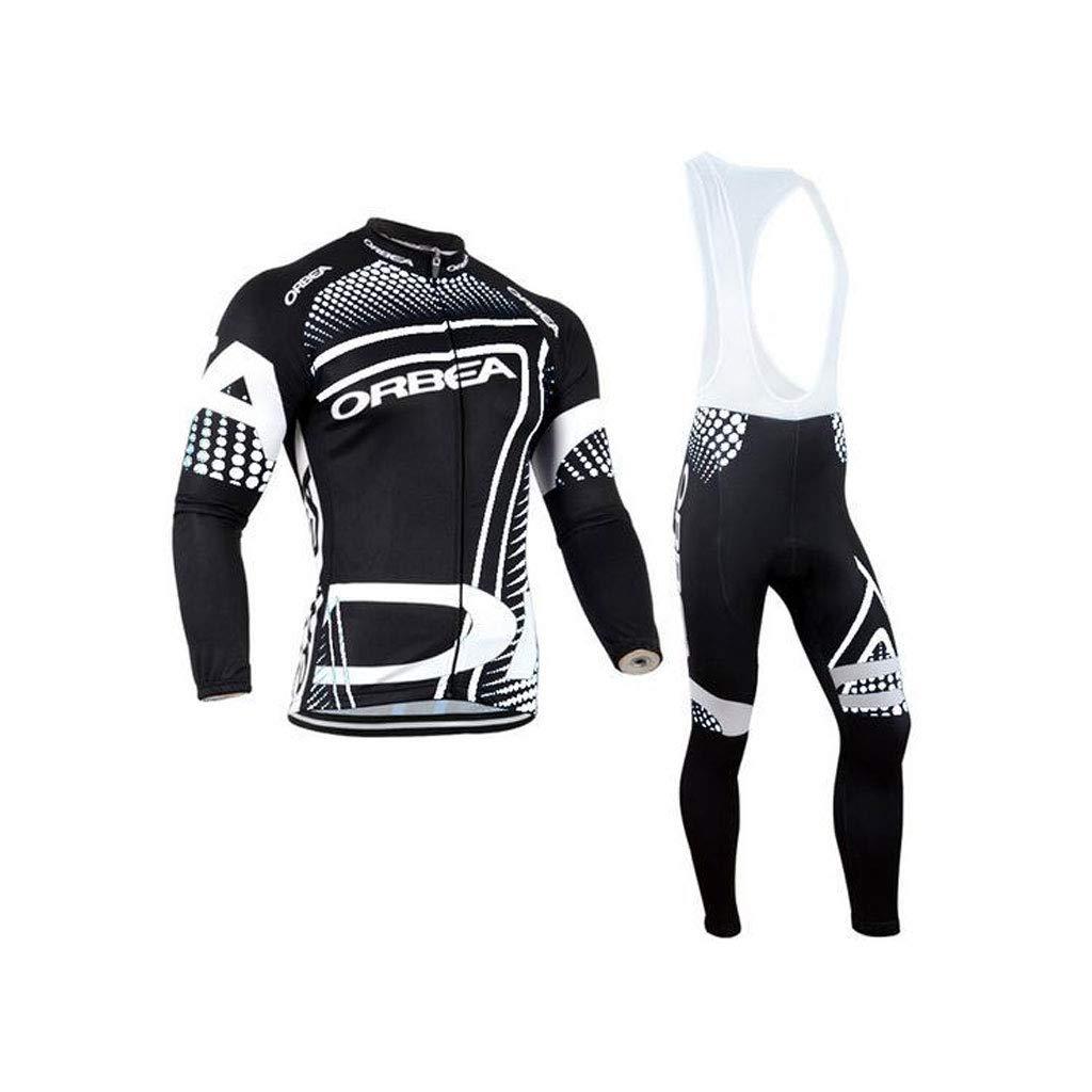 Lilongjiao Radtrikot langärmelige Anzug Frühling und Sommer Männer und Frauen Modelle Mountainbike Kleidung Fahrrad Radfahren Hosen