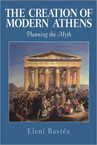 Image result for the creation of modern athens
