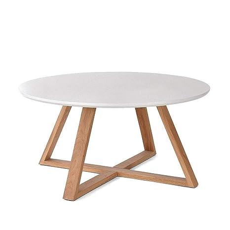 Amazon.com: LXJJDGF - Mesa de café pequeña, minimalista ...