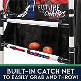 Franklin Sports Kids Football Target Toss with Mini