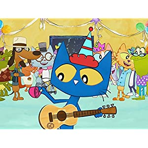 Ratings and reviews for Pete The Cat: A Groovy New Year