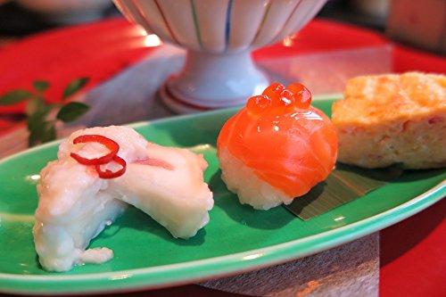 Home Comforts LAMINATED POSTER Salmon Roe Egg Roll Sushi Salmon Poster 24x16 Adhesive (Salmon Egg Sushi)
