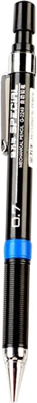 Porte-Mine Beetest 0.5mm Automatique Crayon M/écanique pour Enfants Enfants Bureau de L/école Croquis Dessin Fournitures Couleur Al/éatoire